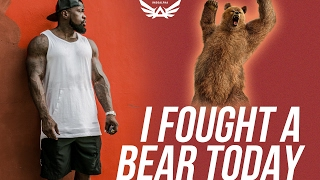 Trying Something New | I fought a bear