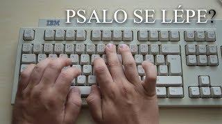 Zhoršují se klávesnice?
