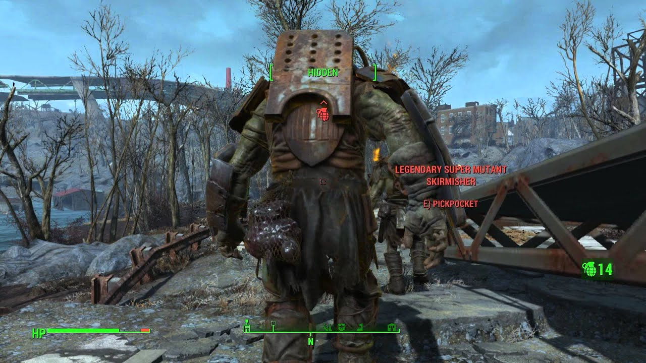fallout 4 how to get lots of fusion cores