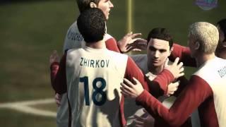Обзор игры Pro Evolution Soccer 2010
