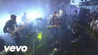 Foster The People - Life on the Nickel (Live on Letterman)