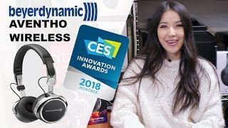 Beyerdynamic Aventho wireless. CES 2018