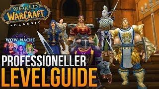 WoW Classic: Leveling Guide (WoW-Nacht 3.02)