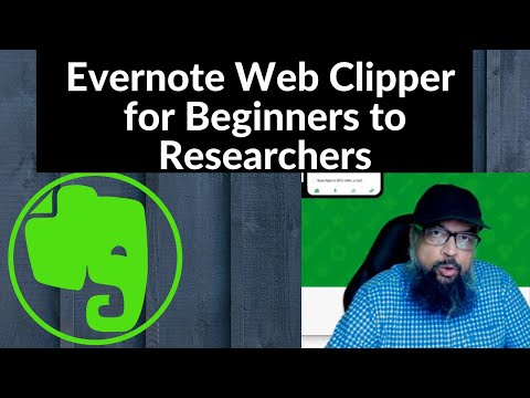 evernote-web-clipper-tutorial-for-beginners-to-researchers-[best-productivity-app]