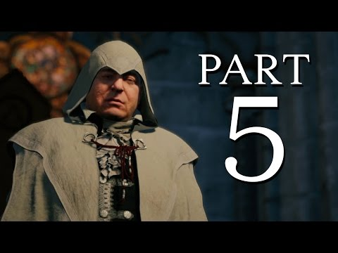 Assassin's Creed Unity Walkthrough Part 5 - REBIRTH (AC Unity) Sequence 2 Memory 2