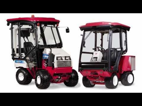 Ventrac Snow Management - Old Version