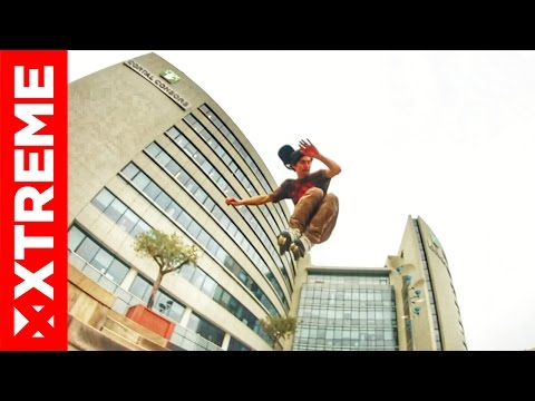MOUVEMENT | Rollerblading, Freerunning, Lightpainting, Skiing | Full Movie
