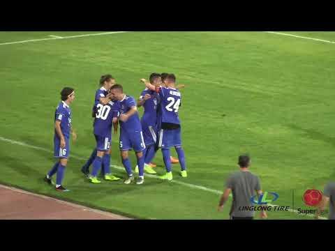 Linglong Tire Super Liga 2019/20 - 4.Kolo: RADNIČKI NIŠ – VOŽDOVAC 2:1 (1:0)