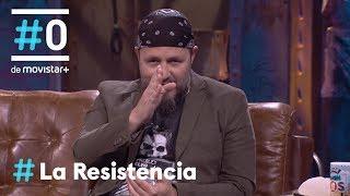 LA RESISTENCIA - Entresijos: La visita de Salva Espín   #LaResistencia 20.05.2019