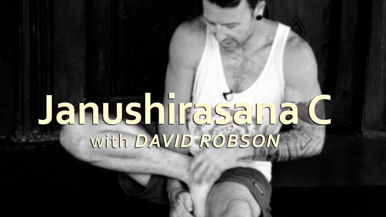 Janushirasana C (Ashtanga Yoga) - David Robson