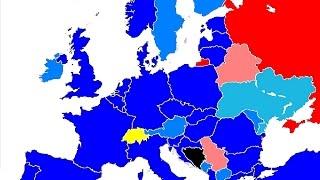 "NATO - ""Drang Nach Osten"" (1949-2014)"