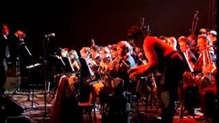 Orkiestra Dęta Konopiska -Feuerfest Polka J.Strauss ( polka na kowadło)- Koncert Noworoczny 2014