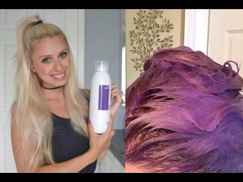 Fanola No Yellow / Purple Shampoo Review!