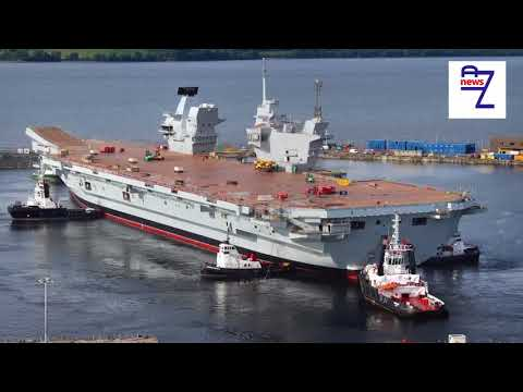 The reasons HMS Queen Elizabeth is not nuclear powered