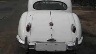 1957 Jaguar Xk140 FHC