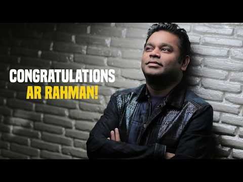 AR Rahman wins Best Background Score and Best Music Direction at 65th National Awards