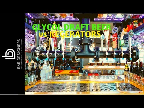 Glycol Cooled Vs Kegerators   Which Draft Beer System To Buy
