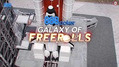 Galaxy Of Freerolls - Over $500,000 in cosmic prizes l 888poker