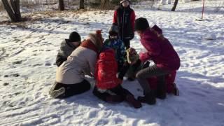 Finland 100 - Rödskogs skola och förskola