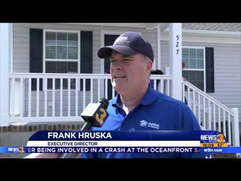 Habitat in the News: Mulrain Family Home Dedication