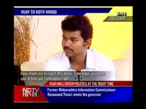 Vijay real face exposed,VIJAY Wants to be FUTURE CM by increasing his fan base more & more
