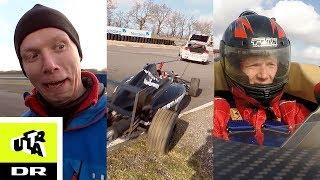 Kører galt i racerbil | NØRD | Ultra