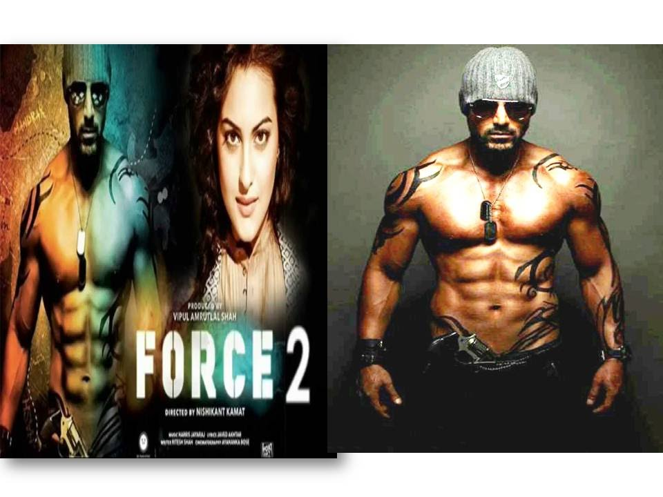 John Abraham Intense Body Building Workout For Force 2 Youtube