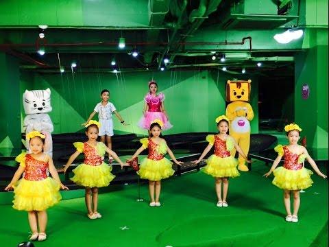 Nhảy cùng BiBi 2015 -  Nhịp điệu tuổi thơ (hothiennga.vn)