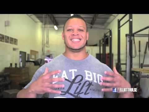Elliott Hulse Renegade Diät