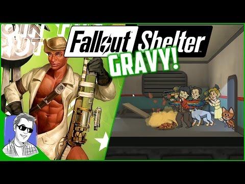Fallout Shelter Vault 628 Gravy Boat EP45
