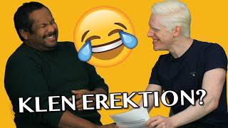 Den som skrattar förlorar #57 – med Andreas och Niclas