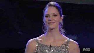 Katherine McPhee & David Foster 2008 American Idol Season 7