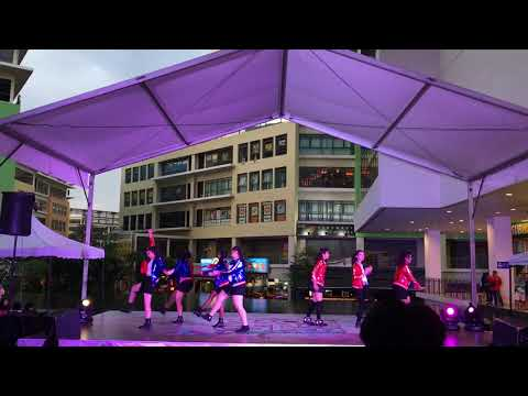 Setiawalk K-Pop Cover Competition - Whatta Man by XOX Dance Crew