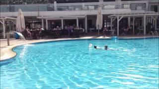 "Hotel ""Odessa"" swimming pool, Cyprus, Protaras"
