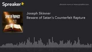 Beware of Satan