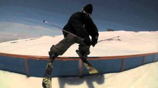 K2 Skis Summer School Episode 1 - Mt. Hood Park Skiing edits based out of the K2 summer House