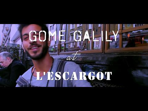 Gome Galily | L'Escargot – London, Soho 2017