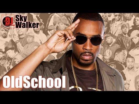 DJ SkyWalker OldSchool Hip Hop RnB 2000s Mix | 100% Vinyl