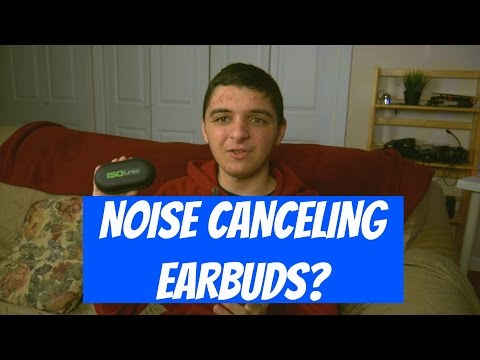 the-best-noise-cancelling-ear-buds?-|-isotunes-review!