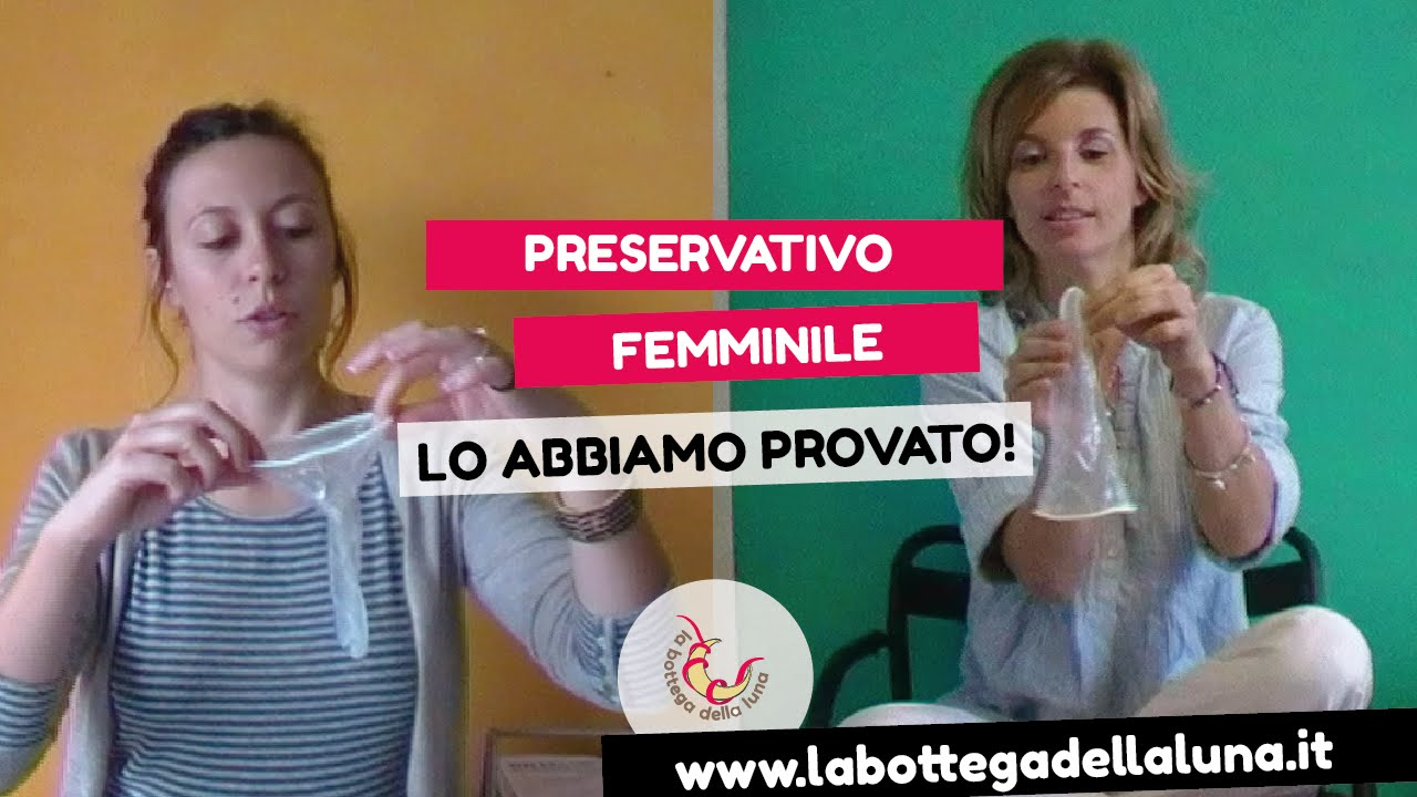 Preservativo sesso video