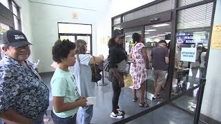 DMV wait times reportedly dropping in California