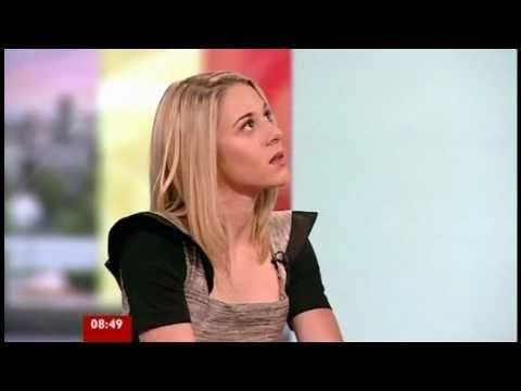 Victoria Atkin  BBC Breakfast  August 2010
