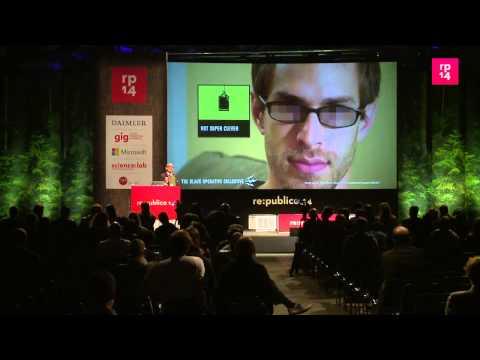 re:publica 2014 - Marcus John Henry Brown: Pledge, Turn... on YouTube