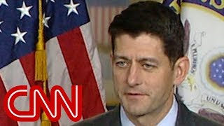 Paul Ryan: We want to keep families intact and secure borders