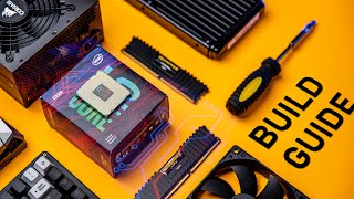 How to Build a Gaming PC - Beginners Guide Video