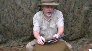 THE PERCUSSION REVOLVER  HOW TO ANTIQUE FINISH