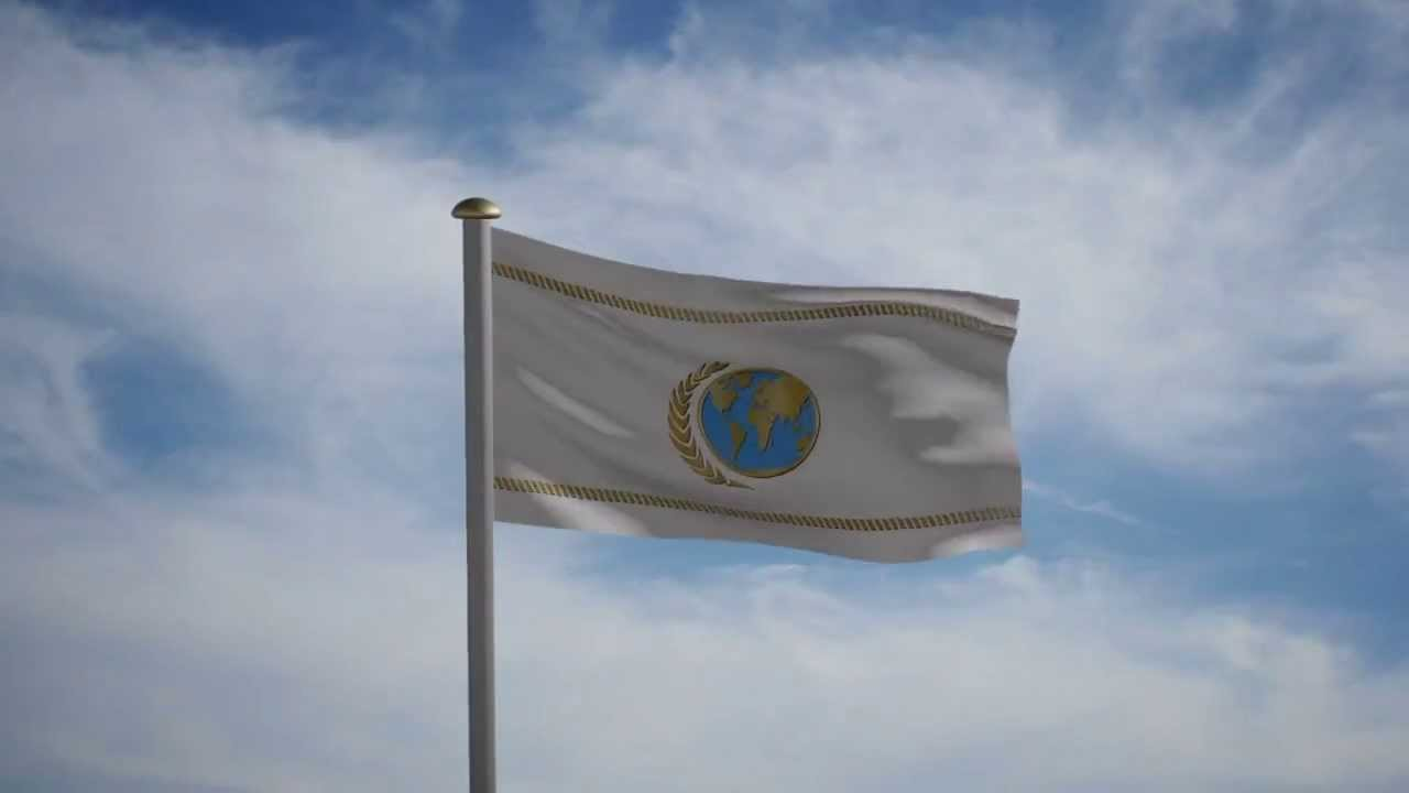 Anthem and Flag of United Earth