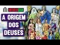 A Origem dos Deuses - MITOLOGIA GREGA - YouTube