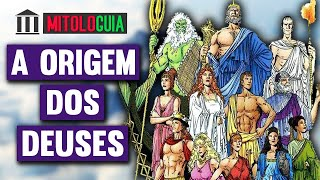 The Origin of the Gods - Greek mythology