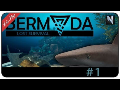 bermuda lost survival | #1 | Super Guter Start ^^ | HD | Let´s Play  German GamePlay
